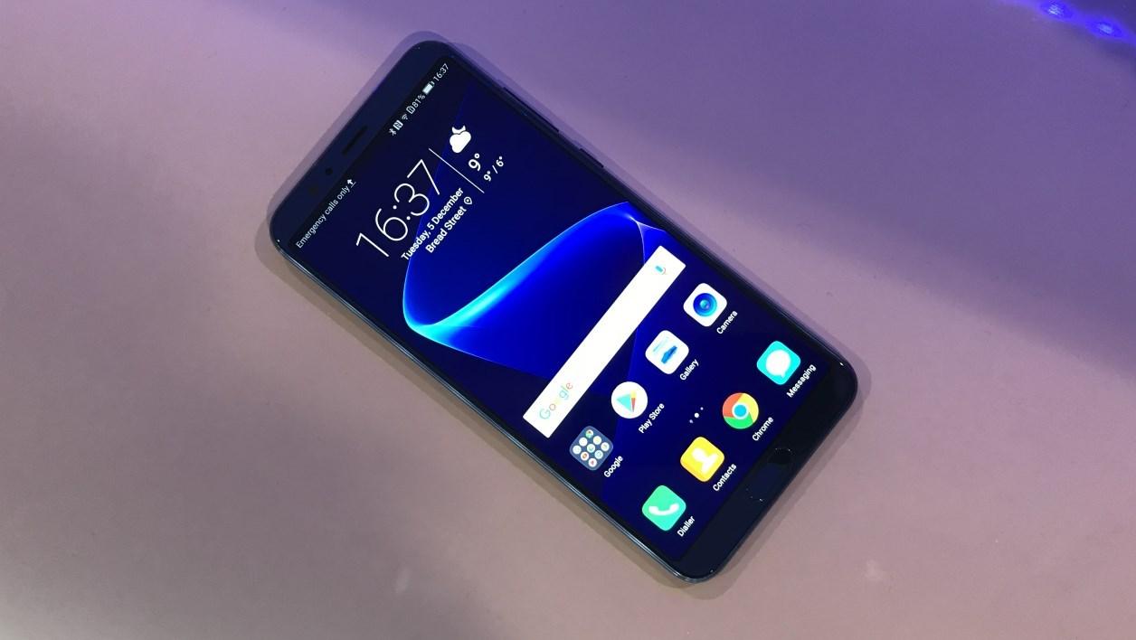 Photo of Полноэкранный Huawei Honor View 10 выходит на интернациональный рынок