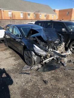 Tesla Model 3 улучшат после серьёзной аварии