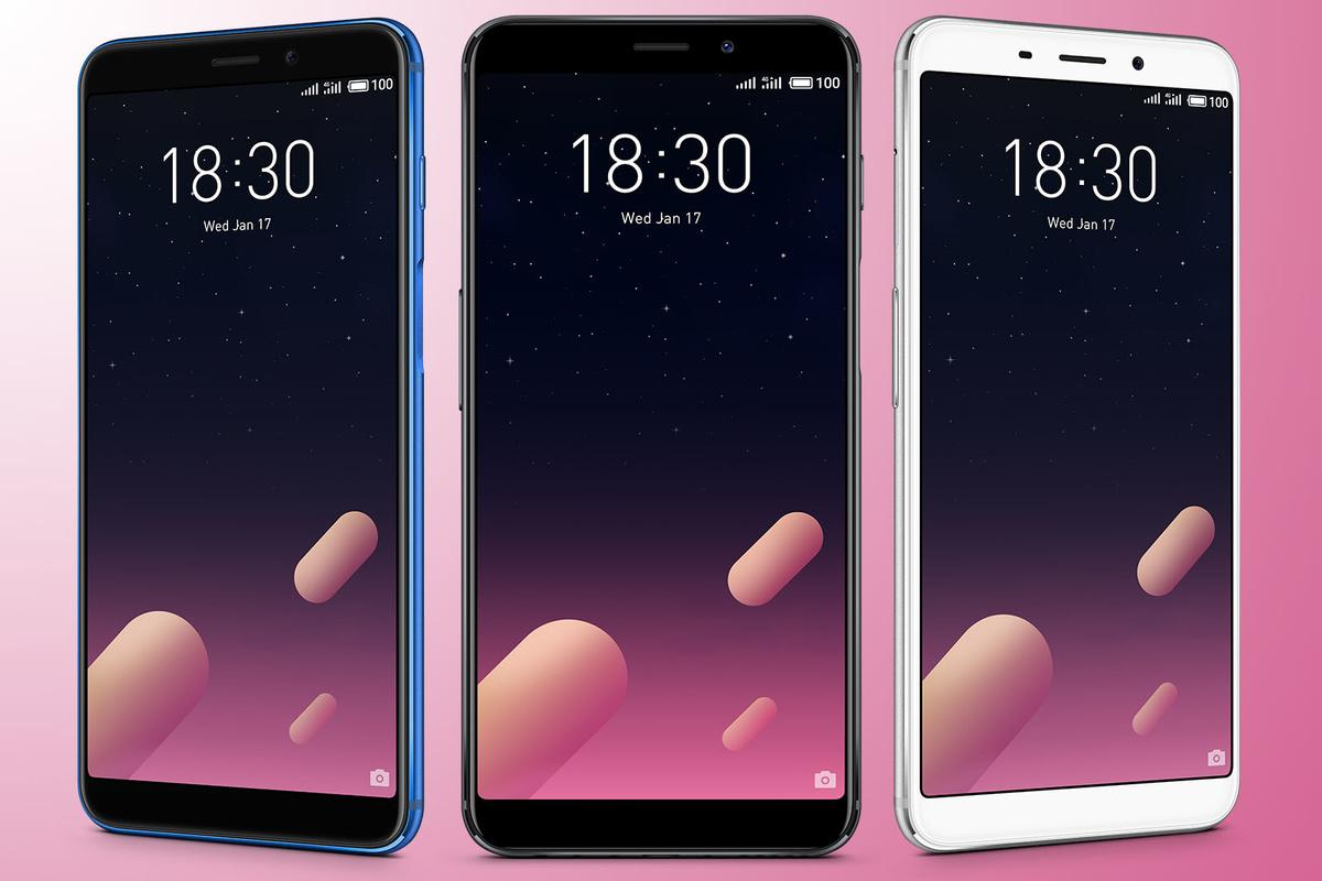 Photo of Meizu M6s: 1-ый смартфон организации с экраном 18:9
