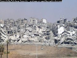 В Сирии при обстреле погибли более ста человек