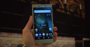 Sony Xperia L2 – простой телефон для поклонников организации
