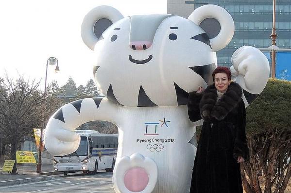 Photo of Олимпийский Пхенчхан очами Дарьи Асламовой: пиво за место водки, случайные знакомства и поцелуи на ветру