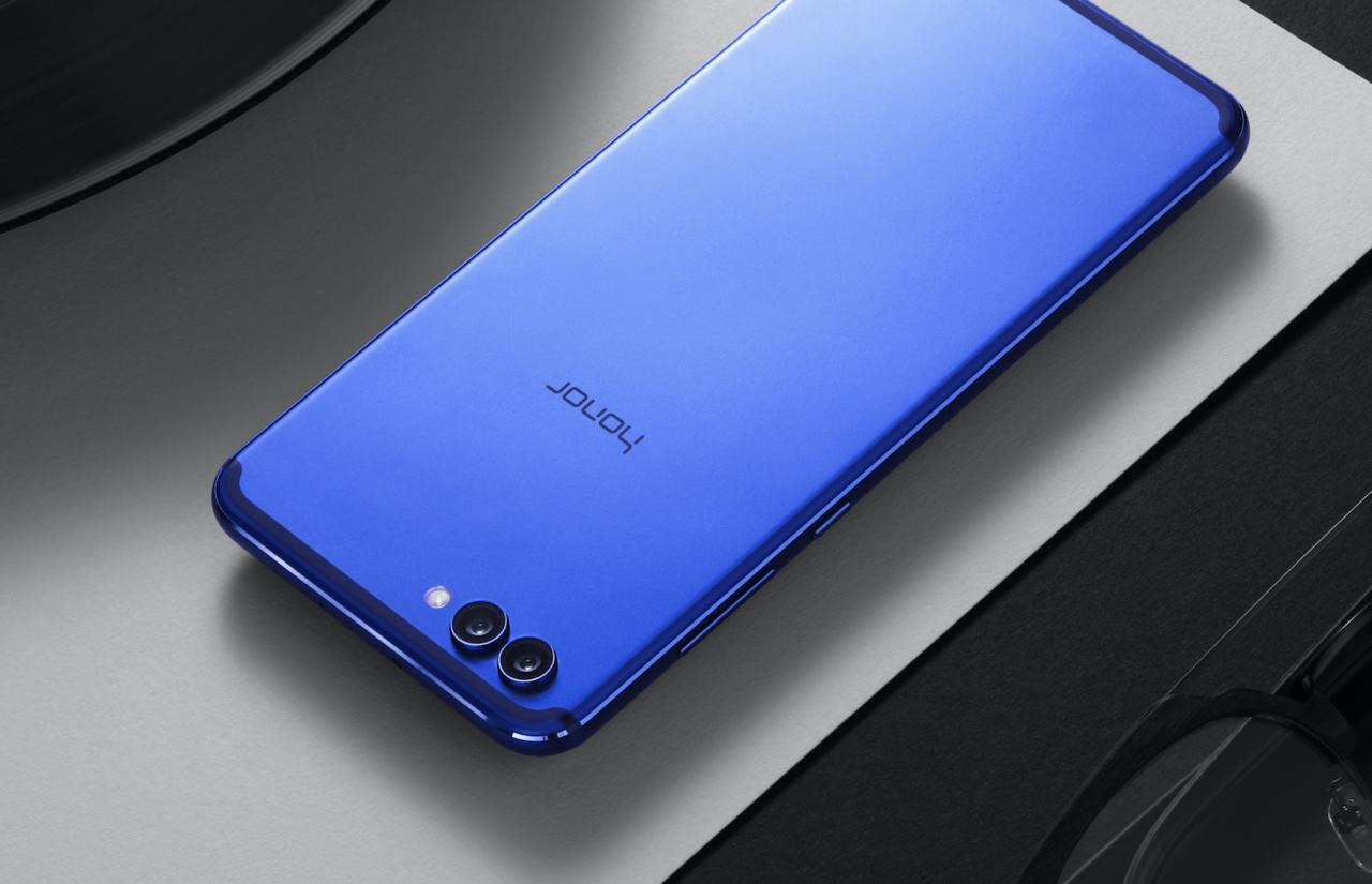 Полноэкранный Huawei Honor View 10 выходит на международный рынок