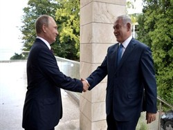 Путин предостерег Нетаньяху от разрастания конфликта в Сирии
