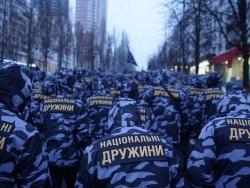 """Наци в городе: к чему приведет на Украине создание """"штурмовиков"""""""