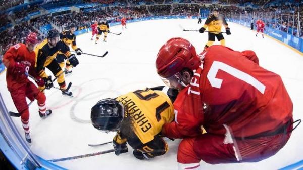 Photo of «Не оправдали надежд»: После блестящей победы российских хоккеистов на ОИ США отказались от собственных спортсменов
