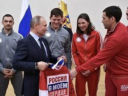 Светлана Ишмуратова рассказала о поддержке олимпийцев Владимиром Путиным