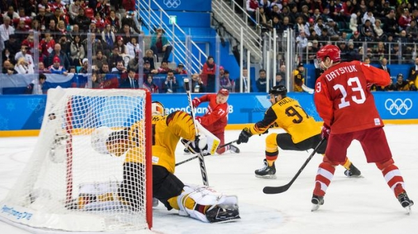 Миша Делягин: МОК попробует отнять у русских хоккеистов их золотую медаль