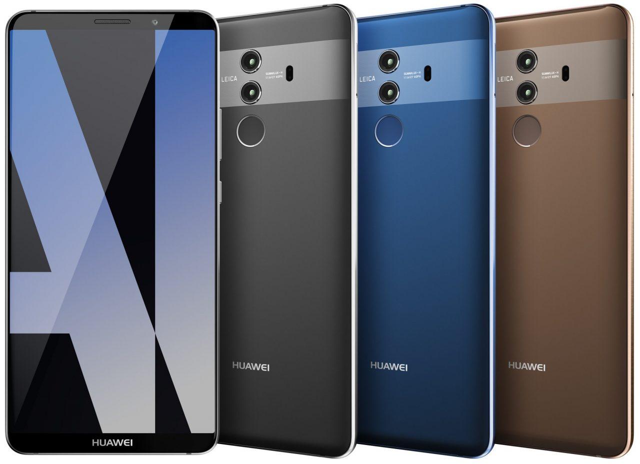 Photo of Huawei Mate 10 станет поставляться с операционной системой Android версии 8.0 Oreo