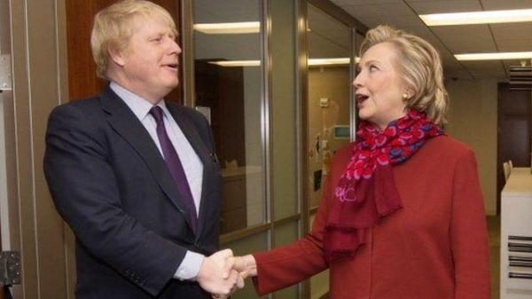 Борис Джонсон: комик в жизни, политик на сцене