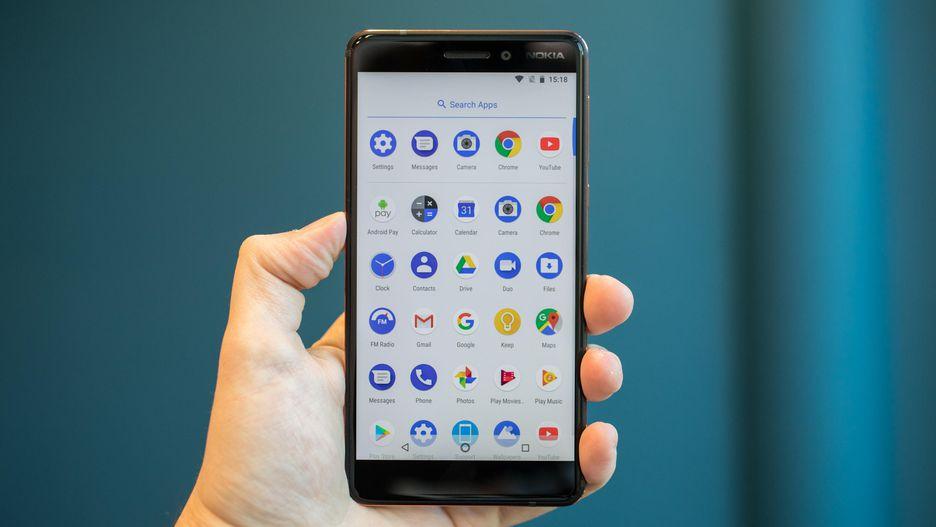 Обновленный смартфон Nokia 6 (2018) представлен на MWC
