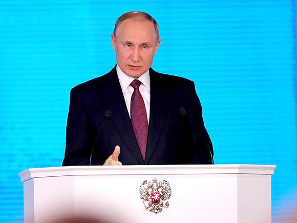 Photo of Путин рассказал о разработке ракет, неуязвимых для всех имеющихся ПРО