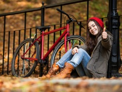Любовь к велопрогулкам способна продлить юность