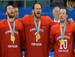 Встреча русских олимпийцев в Москве возмутила Запад