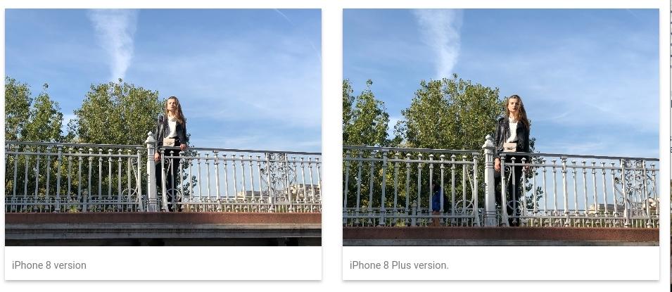 Photo of DxOMark оценил iPhone 8 Plus