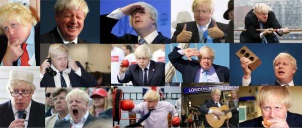 Photo of Борис Джонсон: комик в жизни, политик на сцене