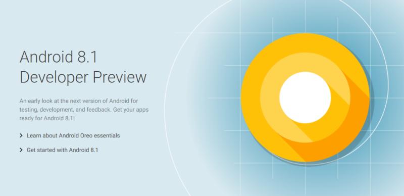 Photo of Гугл запускает предварительное тестирование бета-версии Android 8.1