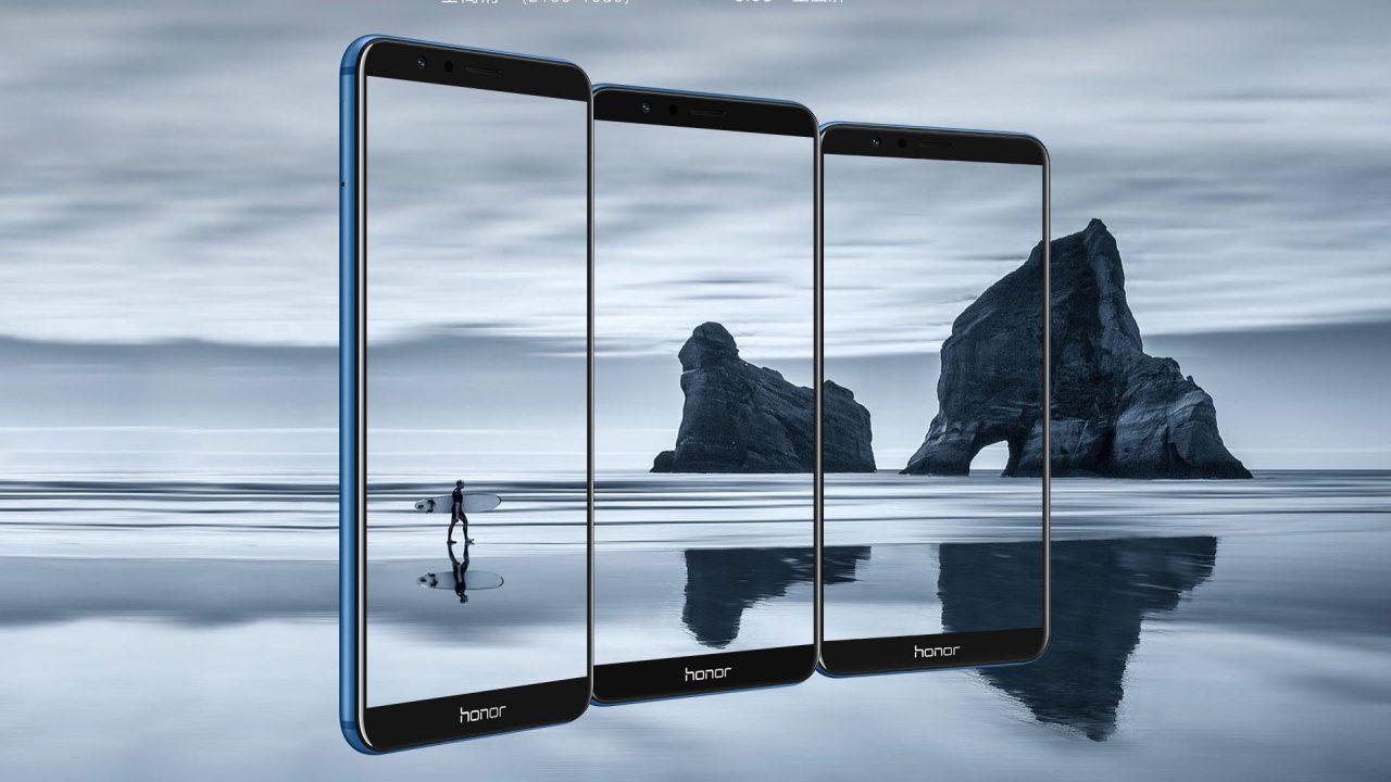 Цена на Honor 7X с дисплеем 18:9 и двойной камерой официально стартует с $200
