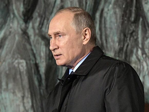Путин попал в собственную ловушку