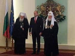 Photo of Патриарх наехал на президента Болгарии: Вашу страну высвободила Россия!