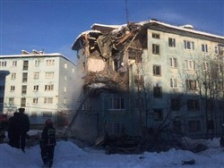 Photo of В Мурманске взорвался жилой дом, конечно есть жертвы