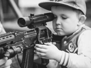 Нет никакой милитаризации и не станет