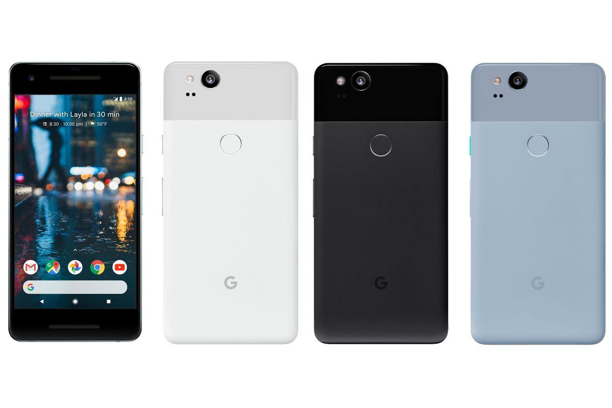 Photo of 15 минут подзарядки обеспечат 7 часов автономности Гугл Pixel 2 и Pixel 2 XL