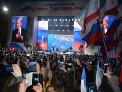 Культуру и искусство в регионы: Путин в Севастополе обещает Эрмитаж