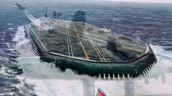 Photo of Спецпроект российского подводного авианосца