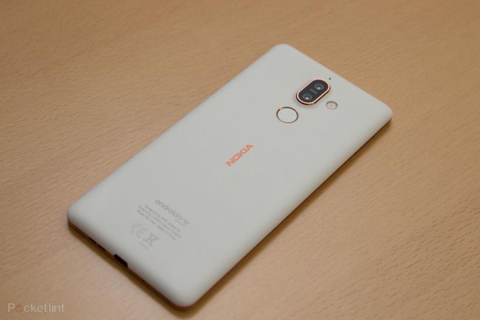 Новинка: Nokia 7 Plus – первый смартфон HMD с экраном 18:9