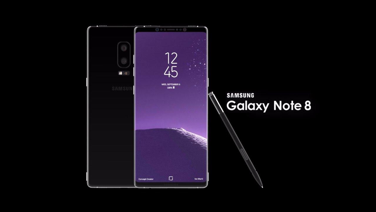 Samsung продала более 270 тысяч Galaxy Note 8 за последние выходные