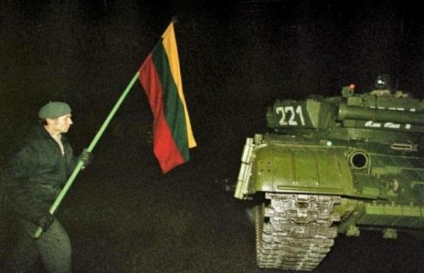 Русскоязычная Литва вошла в состав России