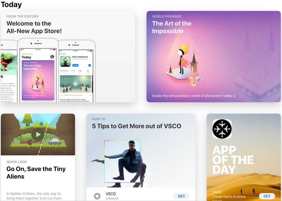 Photo of Apple выпустила Video об освеженном дизайне и новейших функциях App Store