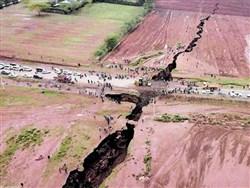 Photo of В Африке образовалась трещинка, которая может разломить материк