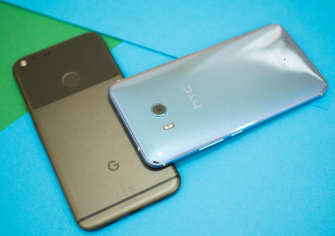 Google покупает подразделение HTC за 1,1 миллиарда долларов
