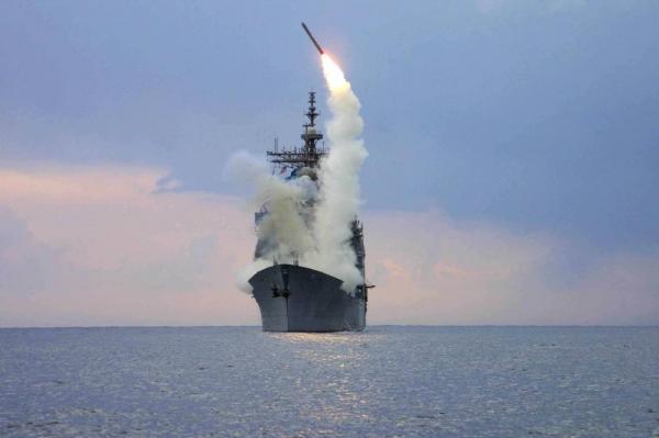 Эксперт сравнил удар США по Сирии с брызгами слюны во время драки