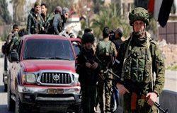 Reuters: наемников из РФ по ночам потаенно перекидывают в Сирию