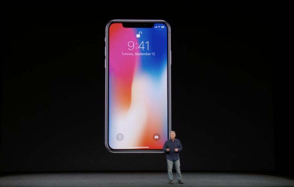 Цена iPhone X в России