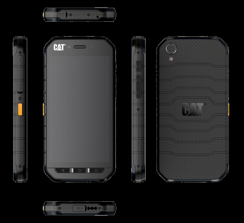 Photo of CAT выпустила S31 и S41: смартфоны для экстремальных условий