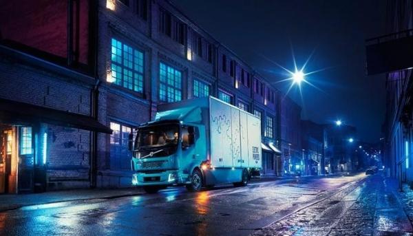 FL Electric: первый полностью электрический грузовик Volvo