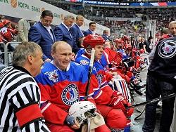 Photo of Путин участвует в гала-матче Ночной хоккейной лиги