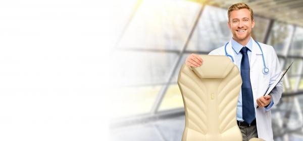 Photo of Кресло с ортопедическим эффектом – надёжная защита позвоночника