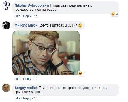 """Российский Су-30 в Сирии сбила """"украинская синица"""": реакция соцсетей"""
