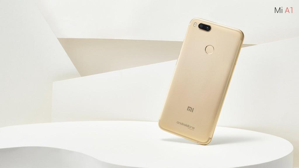 Photo of Xiaomi Mi A1 официально представлен: доступный телефон по программке Android One
