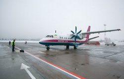 Самолет главы Мотор Сич не выпустили из Белоруссии за долги