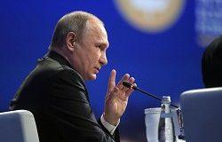 Новый указ Путина