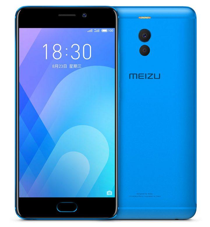 Photo of Представлен Meizu M6 Note: недорогой смартфон линейки M Note 2017 года