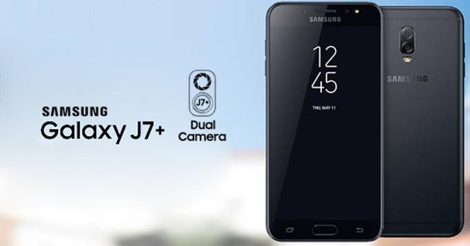 Photo of Встречайте Galaxy J7+: второй смартфон Samsung с двойной камерой