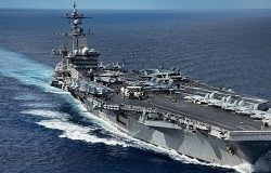 Калининград попал в прицел авианосцев США