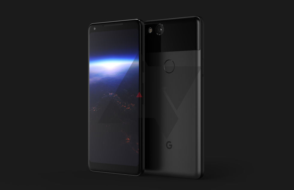 Photo of Google Pixel2 XL от LG будет более безрамочным в сравнении с Pixel 2 от HTC